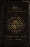 The Register of Australian and New Zealand Shipping