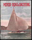 Australian Motor Boat and Yachting Monthly